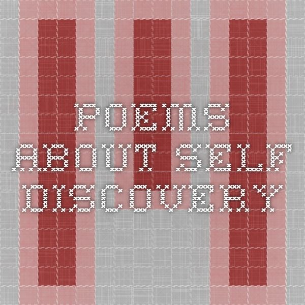 Poems of Bill Cattey about self-discovery.