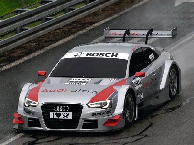 DTM 2012 Audi A5 Coupe