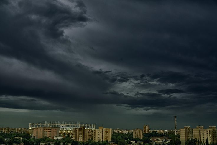 Twilight in Bucharest by Eduard Va on 500px
