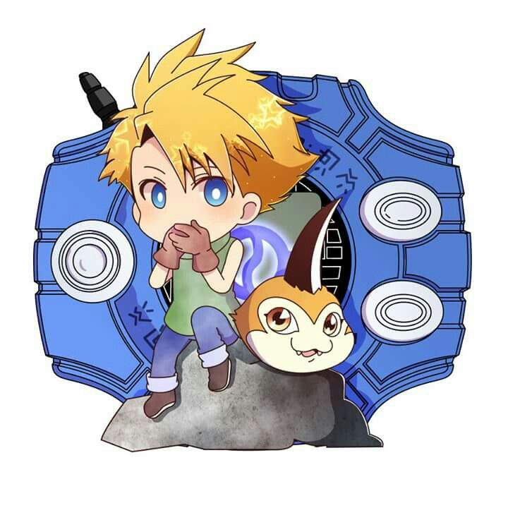 digimon crest of destiny - photo #41