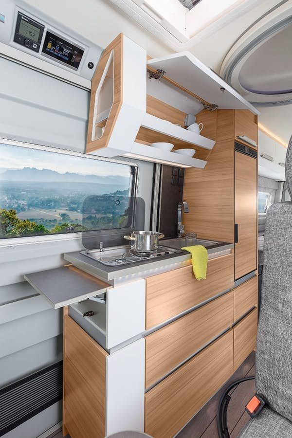 Knaus Turns The Vw Crafter Van Into A New Type Of Cuv A
