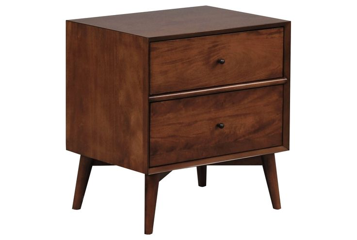$195 - Alton Cherry Nightstand 24w x 18d x 25.5h