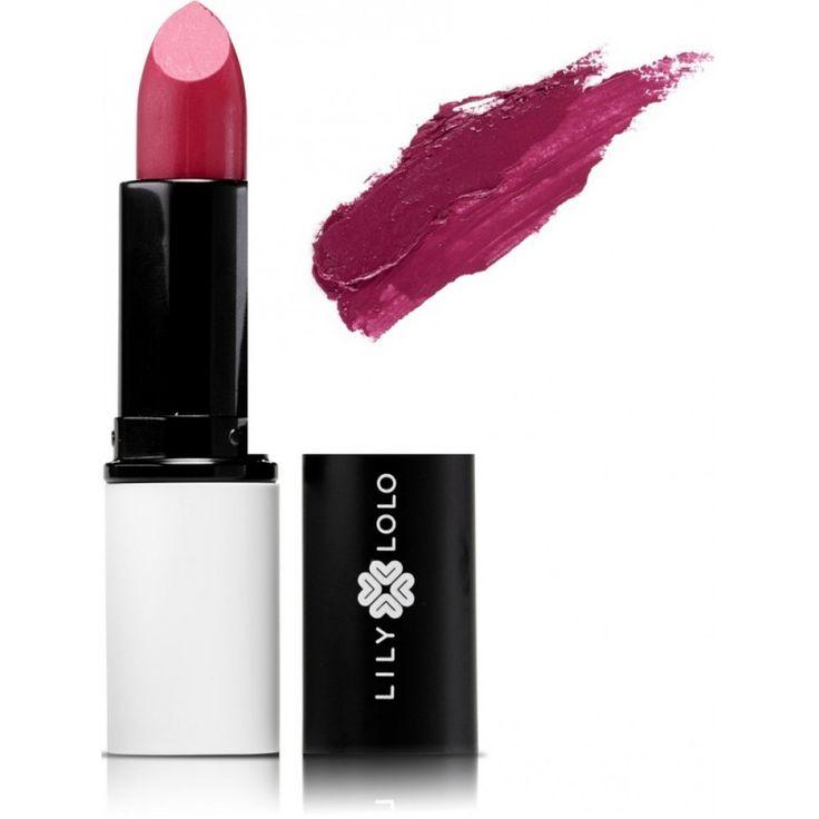 Precioso labial de Lily Lolo. Color, protección e hidratación, sin plomo!!! el tono es Love Affair.