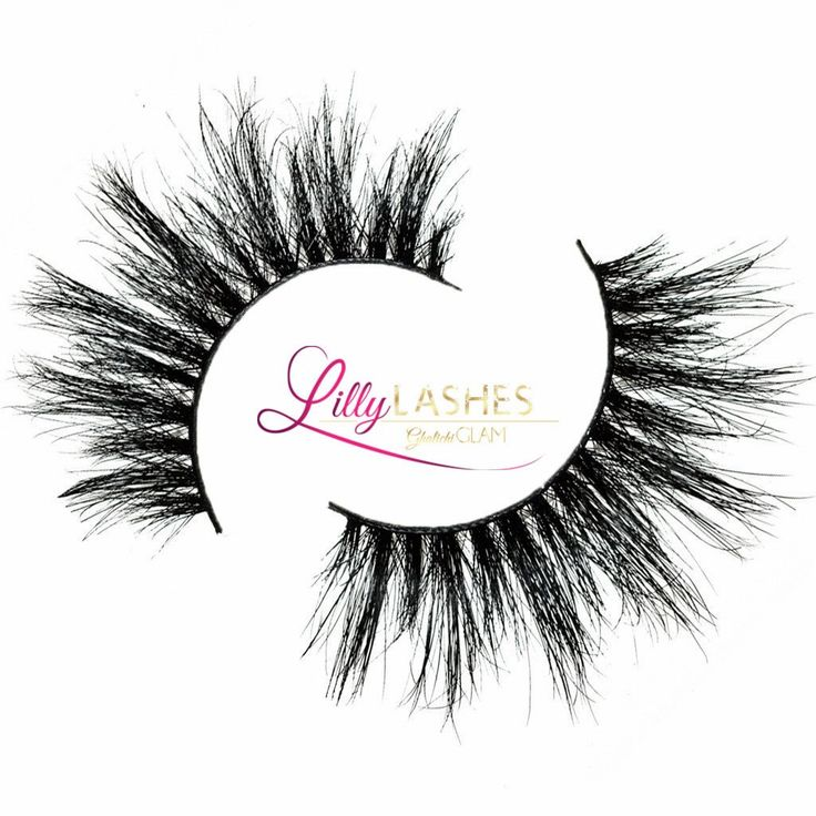 Lilly Lashes 3D Mink Lashes - Vegas