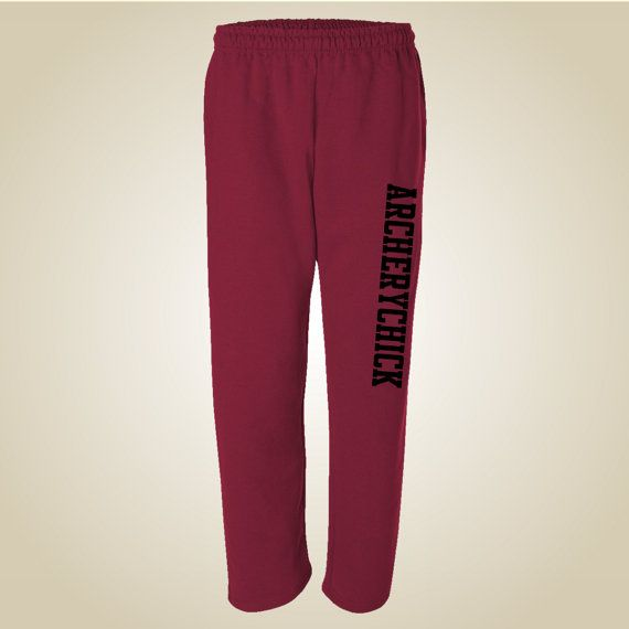 Women's archery sweatpants - ArcheryChick