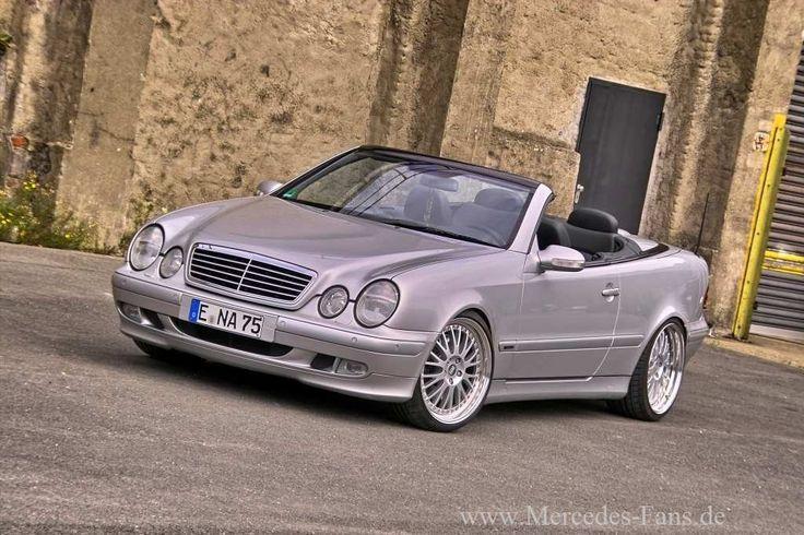 Mercedes CLK 430 bietet Open Flair