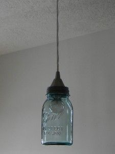 Ball Jar Lights - Organize and Decorate Everything