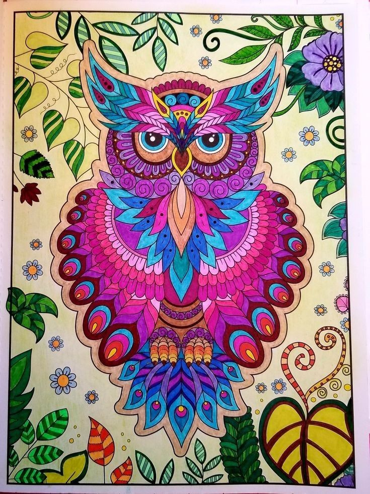 Timeless Creation Dreams Take Flight Coloring Book Crazart Colored With Markers Gel Pens And Color Pe Creation Coloring Pages Marker Art Art Drawings Simple