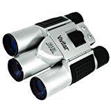 Vivitar CV1025V 10 x 25 Binocular Digital Camera (Silver)