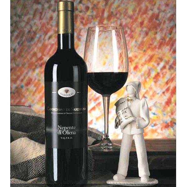 Vino Nepente di Oliena, Cantina Gostolai - SardinianStore.com