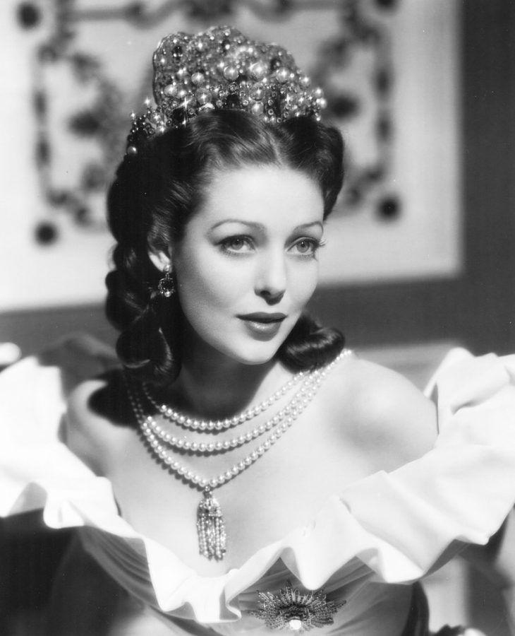 20 богинь старого Голливуда, которые затмят любую красот   ку нашего времени   Лоретта Янг