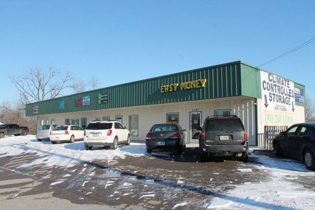 4 units of Commercial property. Property has climate controlled storage units in lower portion of building in Poplar Bluff MO.