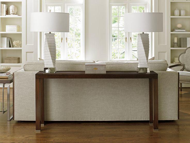 Macarthur Park Genoa Console Table | Lexington Home Brands