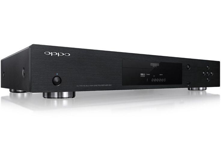 Le lecteur Ultra HD Blu-ray Oppo UDP-203MZ se distingue du UDP-203EU par une prise en charge DVD multizone et Blu-ray multirégion. Il peut donc accepter les disques Blu-ray et DVD venant des quatre coins du globe. Idéal pour les cinéphiles ! | #LecteurBluray #BluRayPlayer #UHD #UltraHD #UDP203MZ