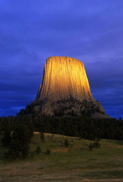 If you would know the earth for what it really is, learn it through its sacred places. At Devil's Tower or Canyon de Chelly or the Cahokia Mounds, you touch the pulse of the living planet; you feel its breath upon you. You become one with a spirit that pervades geologic time and space. -N. Scott Momaday via She Sings to the Stars