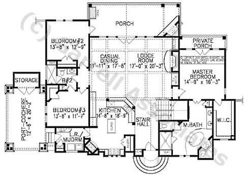 Stone Cottage House Plans 57 best home plans images on pinterest   house floor plans