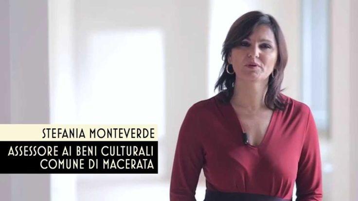 #900Buonaccorsi | A Palazzo Buonaccorsi nelle Sale Arte Moderna abbiamo voluto sperimentare i nuovi linguaggi. La presentazione dell'Assessore alla Cultura Stefania Monteverde.