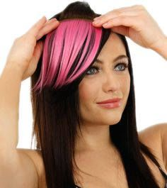 34 best do it yourself hair extensions images on pinterest hair bangs without cutting your hair solutioingenieria Image collections