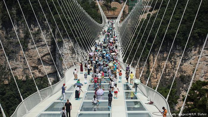 Paisagem do parque Zhangjiajie inspirou filme Avatar