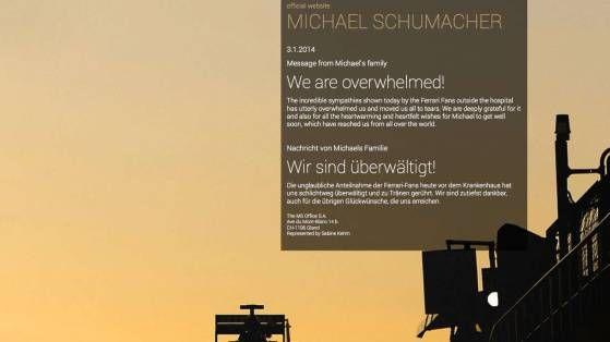 """Michael Schumachers Leibarzt Peil: """"Linke Hirn-Hälfte schon seit Motorrad-Unfall geschädigt"""" - Neues Statement von Schumi-Managerin - Formel..."""