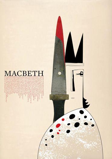 Macbeth by pablo nanclares