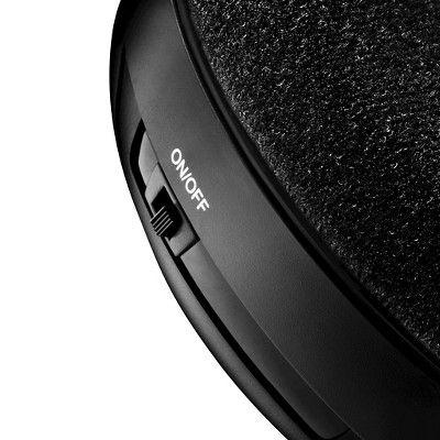 Sennheiser Wireless Home Entertainment Headphones (RS 135), Black