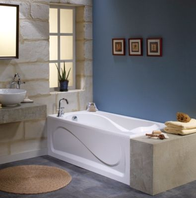 Cocoon 60 x32 whirlpool tub 8016322 discount home - Whirlpool discount ...