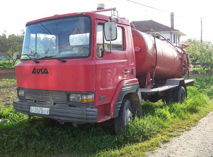 1982 Avıa 5600   Spain