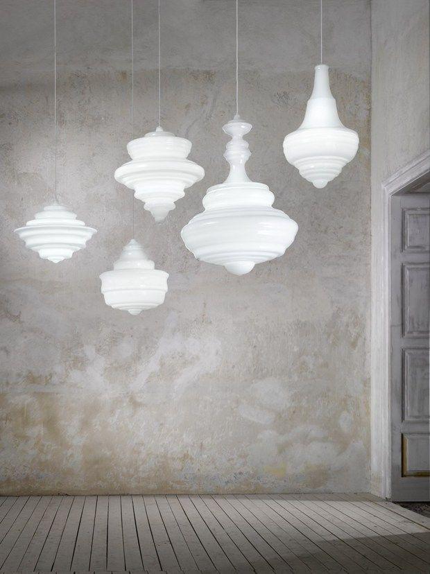 Lasvit Presents Glass Collection Of Unique Pieces At Maison U0026 Objet. Lamp  DesignLight ...
