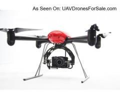 DraganFlyer X4-P Foldable UAV Drone Platform for Professional Aerial Video and Photography. http://uavdronesforsale.com/index.php?page=item&id=272