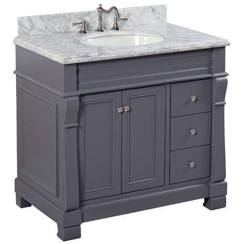 Westminster 36 Quot Single Bathroom Vanity Set Powder Room