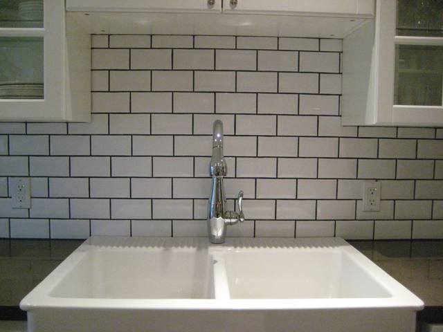 How To Grout Tile Backsplash Picture 2018