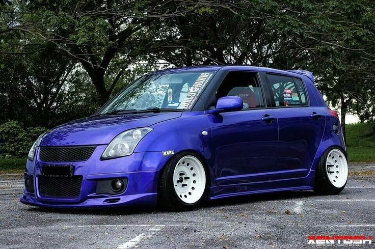 Euro suzuki swift