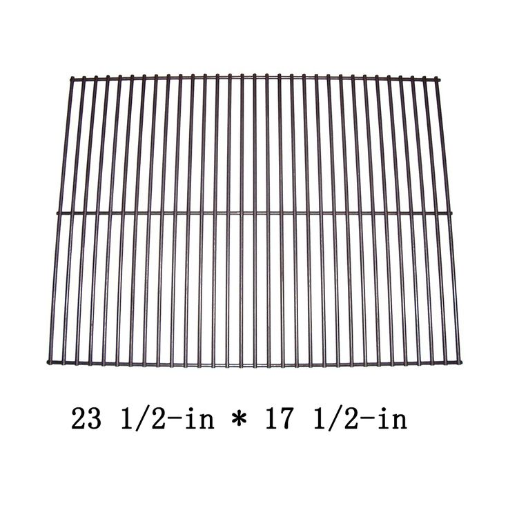 Porcelain Steel Wire Rock Grate Replacement for Gas Grill 95301 Turbo 3 Burner
