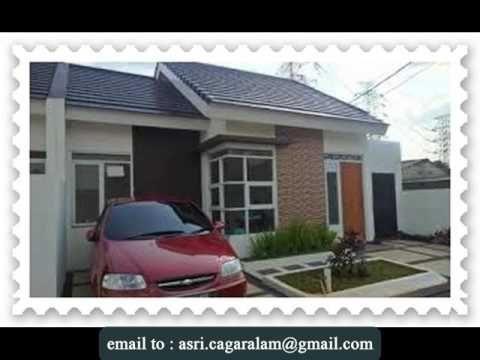 Dijual Rumah Cluster Baru (Ready Stock) Murah Nyaman Asri Cagar Alam (Dekat Stasiun Depok) - YouTube
