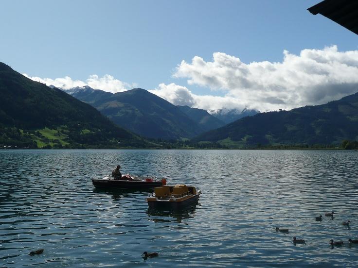 Austria - Zeller Sea