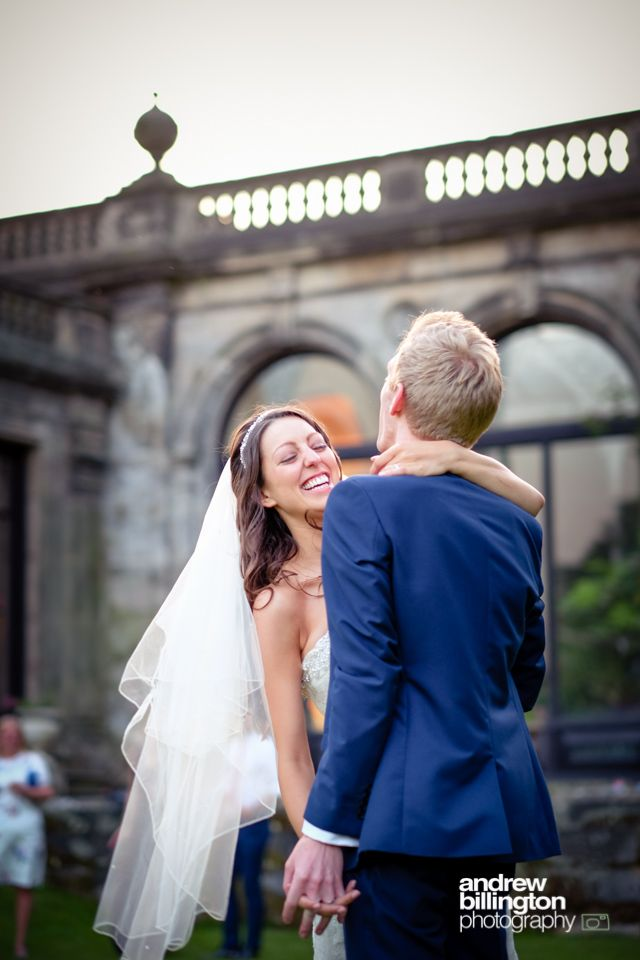Documentary wedding photography at Sandon Hall by