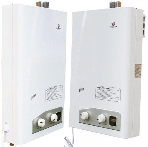 best propane and natural gas tankless water heaters - Gas Water Heater Reviews