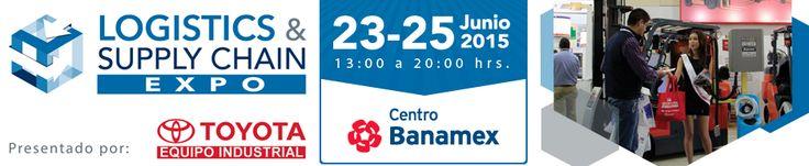 """Q SOLUTIONS le invita a asistir los días 23, 24 y 25 de Junio del 2015 a la expo """"Logistics & Supply Chain"""" que se llevará a cabo en las instalaciones de Centro Banamex de las 13:00 a las 20:00 horas. Para mayor información le invitamos a entrar al siguiente link. http://logisticsandsupplychainexpo.com/front_content.php"""