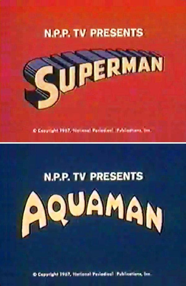 The Superman/Aquaman Hour of Adventure (TV Series 1967–1968)
