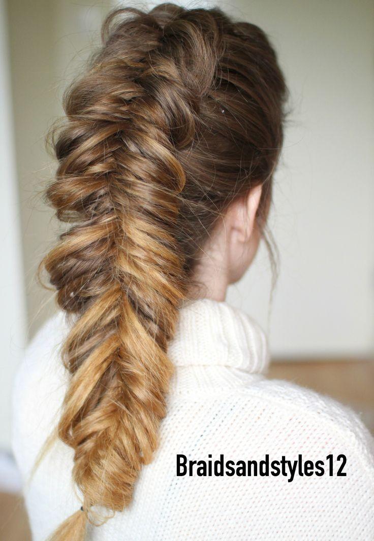 Best 25+ Dutch fishtail braid ideas on Pinterest ...