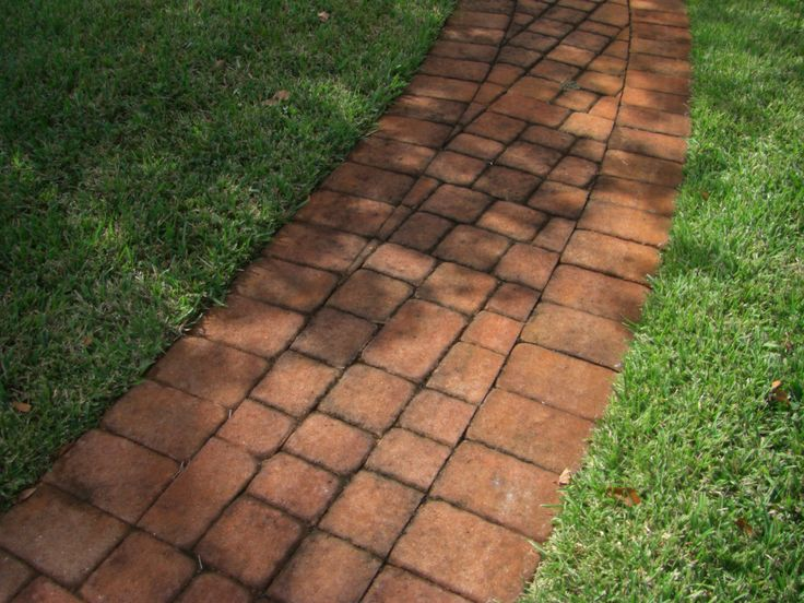 How to clean grease patio pavers should i seal my pavers for Best way to clean cement