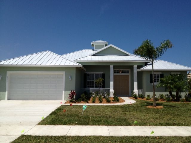 Just Completed Quot Key West Quot Style Home Paradise Homes