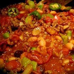 Cute recipe for Chili