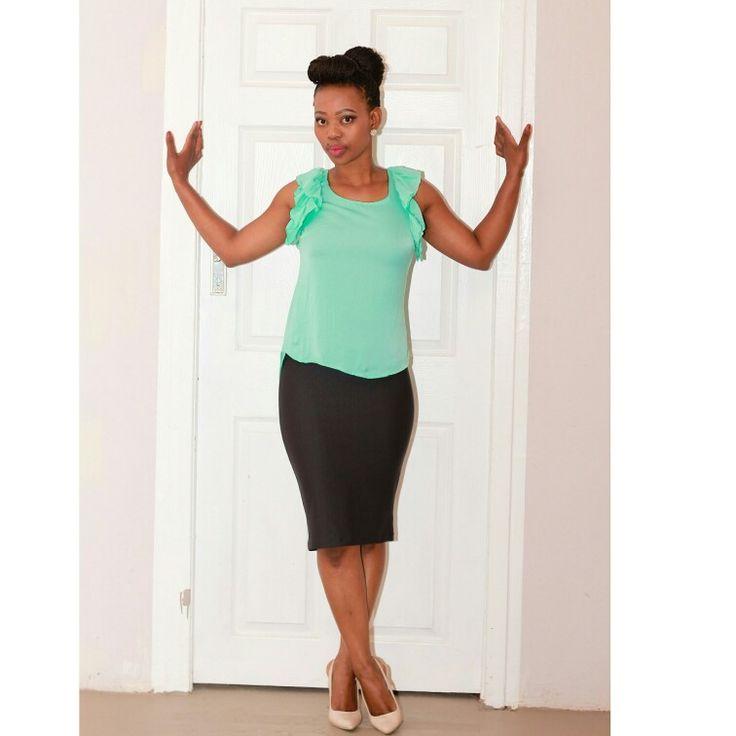 Mbongi looking great in these skirts and top Now on SALE @MinnaTAU #MinnaTAU  Photo shoot details:  Garments by @MinnaTAU stylist : @saneleigh_hadebe Makeup by @thumbelina_r Photography @neyki001 Shot at @hlangananiweddings Model: Bathandwa  #minnatauphotoshoot  #winter #ilove # #ss16 #safashion #safashionweek #pop #sale #african #skvfashion #urbanplussa #style #model #minnataumodelshaveitall #sophisticated #glam #allthingsfiery #ele #elegant #simple #summer #fun #african
