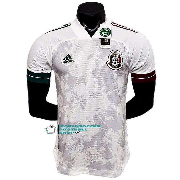 Mexico National Football Team Away El Tri 2020 21 Player Version Playe Www Worldsoccerfootballshop Com En 2020 Seleccion Mexicana De Futbol Futbol Soccer Futbol