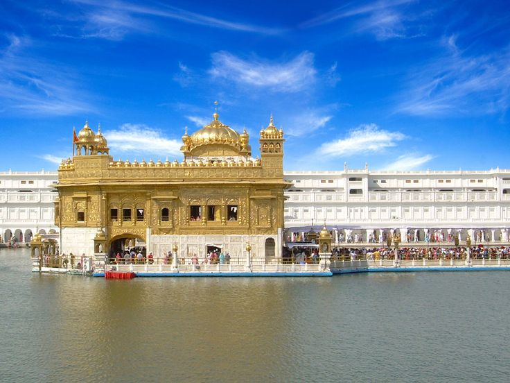 Golden Temple Amritsar Wallpapers