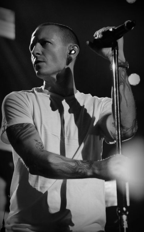 This man... He's my hero... And that's not even enough.  Chester Bennington