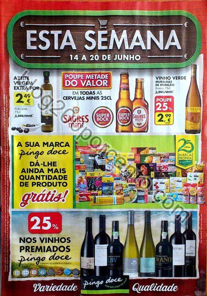 Antevisão Folheto PINGO DOCE Promoções de 14 a 20 junho - http://parapoupar.com/antevisao-folheto-pingo-doce-promocoes-de-14-a-20-junho-4/