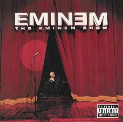 Personnel includes: Eminem (rap vocals); Nate Dogg, Dr. Dre, Obie Trice, Hailie Jade, D-12, Dina Rae. THE EMINEM SHOW won the 2003 Grammy Award for Best Rap Album. THE EMINEM SHOW was nominated for th
